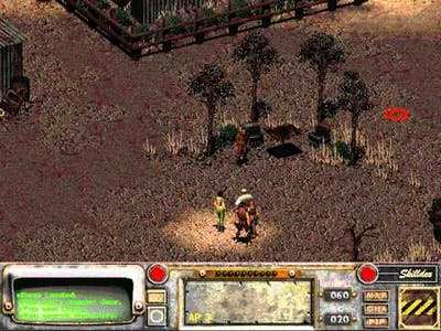 Let's Play Fallout 2 [Blind] 084 Down the John