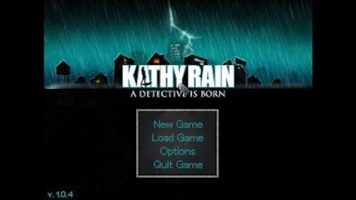 Kathy Rain GAMEPLAY