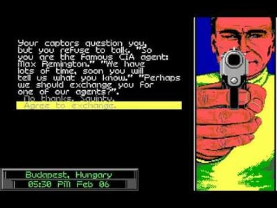Let's Play Covert Action - Case 2 [3/3] Keys To The Castle