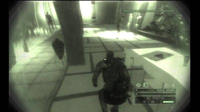 Tom Clancy's Splinter Cell: Chaos Theory Final Mission Part 1