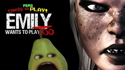 Pear FORCED to Play - Emily Wants to Play Too!