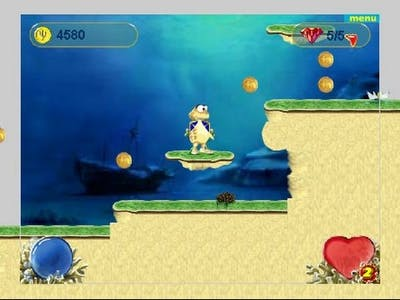 Turtle Odyssey Game For Kids and Baby