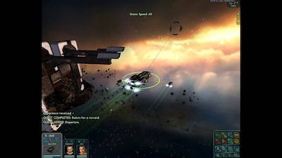 Star Wolves (2005) - Playthough Mission 1+2 1080p by Gaming Hoplite
