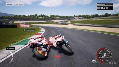 MotoGP 18 - Andrea Dovizioso Gameplay (PC HD) [1080p60FPS]