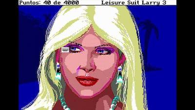 Leisure Suit Larry III: Passionate Patti in Pursuit of the Pulsating Pectorals * Español * Parte 01