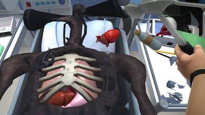 SIREN HEAD HEART TRANSPLANT SURGERY!! Surgeon Simulator [Trevor Henderson]