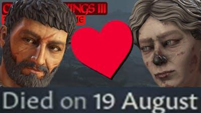 Broken Roman Enjoys SICKEST of Pleasures?   Crusader Kings III: The Keys to Rome #2