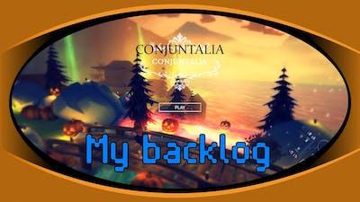 My Backlog - Conjuntalia