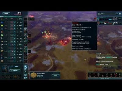 Offworld Trading Company: Peridot Cup - Senzar vs Lytzhadow
