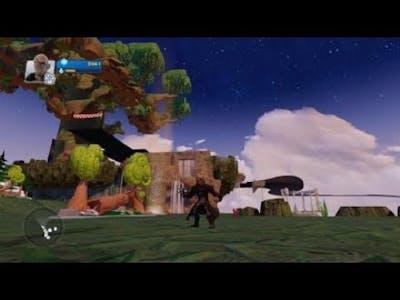 Disney Infinity [2.0] xavtars world