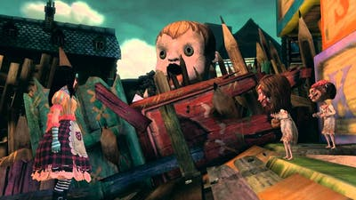 [Alice: Madness Returns] Cutscenes ~ Chapter 5: The Dollhouse