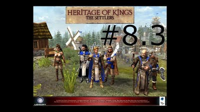 The Settlers Heritage of Kings, History Edition ~Mission 8.3 Norvolk