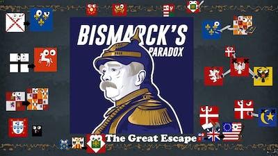 EU4 Timelapse: The Great Escape