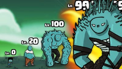 Growing in THE STRONGEST ZOMBIE BOSS in Zombeat.io Update (NEW .IO GAME)