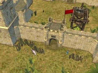 Stronghold Crusader 2: mi primer castillo
