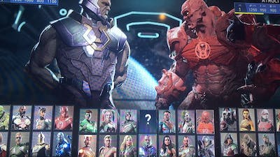 Injustice 2 The actual game (Ultimate edition)