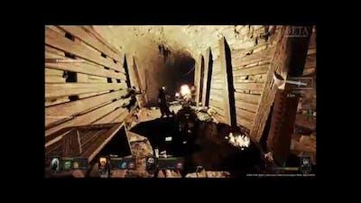 Warhammer End Times - Vermintide Beta Gameplay 1