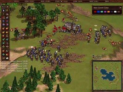 Cossacks the art of war fighting editor