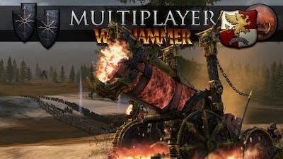 Chaos Slaughter + Quick Channel Update (Total War: Warhammer Online Battle #212)