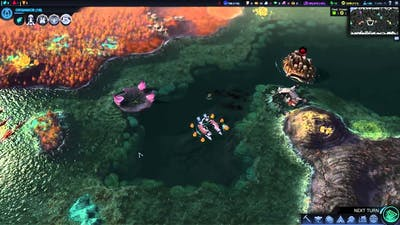 Civilization : Beyond Earth Rising Gameplay Walkthrough