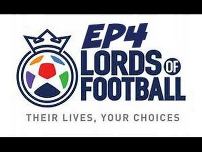 Lords of Football EP4 1st Game!!!