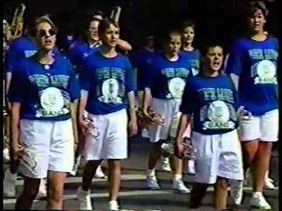 1994 Laurel County Homecoming Parade Part 1 of 3