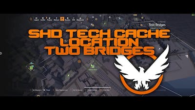 The Division 2 Warlords of New York. SHD Tech Cache - Two Bridges 5/5 locations.