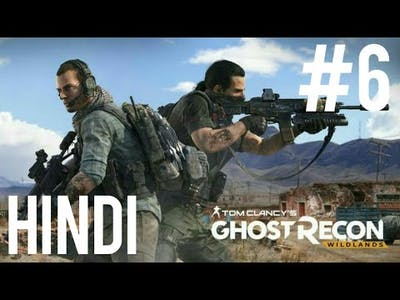 Tom Clancy'S Ghost Recon:Wildlands #6|ROUGH GAMER