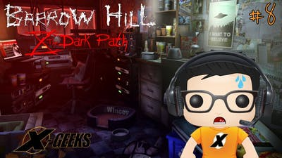 Let's Play: Barrow Hill: The Dark Path (Part 8) [Blind Playthrough/Walkthrough]