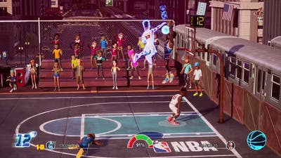 NBA 2K Playgrounds 2: No Defense Played