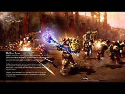 Warhammer 40000  Dawn of War II in 2K - Day 9 - Fire Prism Assault