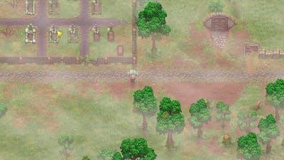 Graveyard Keeper Game Of Crone Gameplay (PC Game)