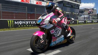 MotoGP 19 - SpeedUP SF9 - Test Ride Gameplay (PC HD) [1080p60FPS]
