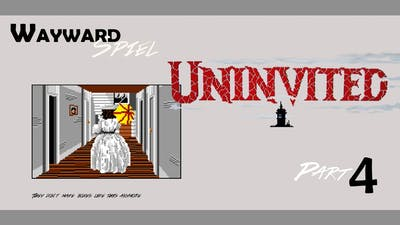 Let's Play Uninvited - Part 4