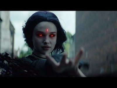 Rachel's all powers (2 season) - Titans