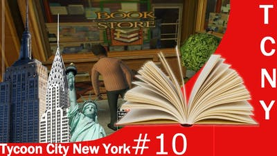 Tycoon City: New York #10 Everyone hates books
