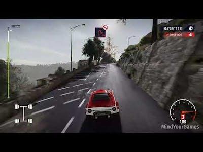 WRC 10 FIA World Rally Championship Rallye Sanremo 1974 Gameplay PC (1080p 60FPS)