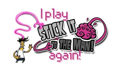 I Play STICK IT TO THE MAN! Again!!! | EP 2 - I can read minds?!