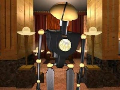 Starship Titanic LP - 06 - Dim bulbs