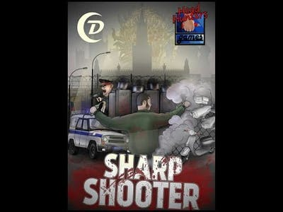 SharpShooter3D GamePlay by Alex Delarge