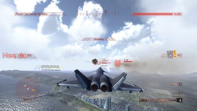 Smoke on the Water, Mission Type  Air Support, Plane MiG 29 Fulcrum