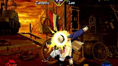 The Last Blade (Arcade/Neo Geo MVS) Playthrough as Zantetsu