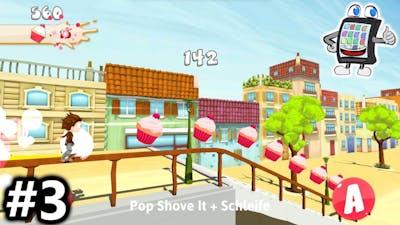 ANGELO SKATE AWAY #3 App deutsch - 60 CUPCAKES?! IST DAS ZU SCHAFFEN? Spiel mit mir Apps und Games