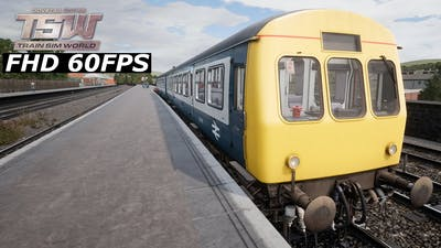 Class 101 Intro(1080p60FPS)- TSW(Northern Trans-Pennine Manchester - Leeds)