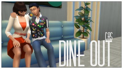 The Sims 4: Dine Out Game Pack | CAS | áttekintés/kritika