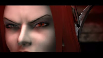 BloodRayne 1 Terminal Cut - Final Boss Battle (+Ending)