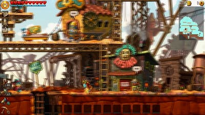 SteamWorld Dig 2 -29- To Blow Up the Unblowupable