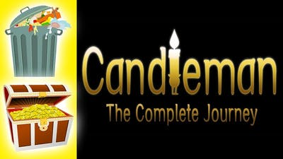 Candleman: The Complete Journey  |  Trash OR Treasure