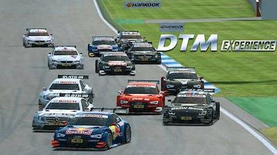 RaceRoom DTM Experience 2013 Hockenheimring AUDI RS5 Gameplay DRS sound