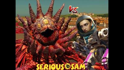 Serious Sam 4 Deluxe Edition - Machina Ex Deus omgNice